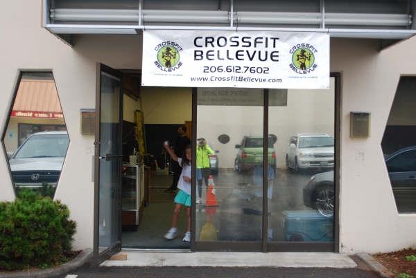 Crossfit opening