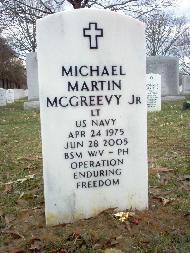 Mmmcgreevyjr-gravesite-photo-december-2005